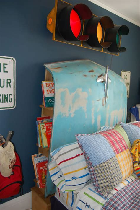 car headboard 23 awesome diys made from old upcycled car parts diy joy