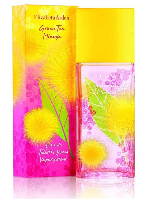 Parfum Green Tea elizabeth arden green tea mimosa new fragrances