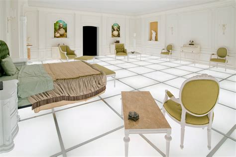 2001 a space odyssey bedroom 2001 a space odyssey replica visit kubrick s ethereal