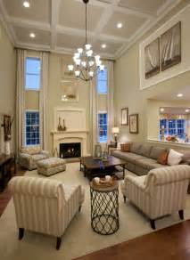 Window Treatments For Two Story Windows - welcoming i like the idea to have a family room off the kitchen using the half wall divider