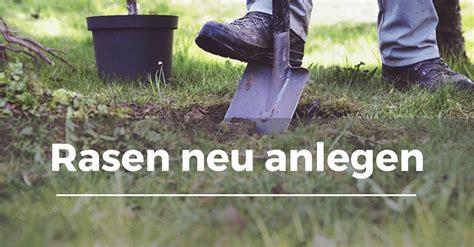 Alten Rasen Neu Anlegen 4085 by Rasen Neu Anlegen Garten Schule