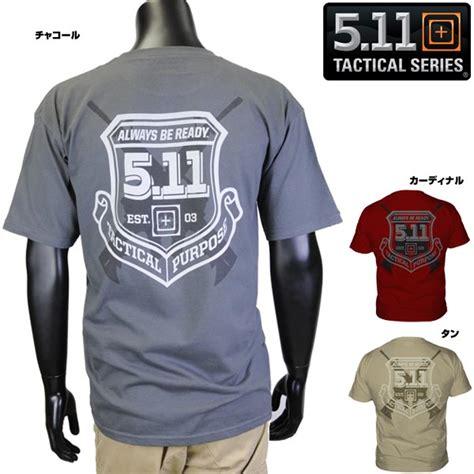 511 Series Outdoor outdoor imported goods repmart rakuten global market 5 11 tactical t shirt sleeve