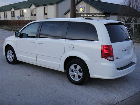 2011 dodge grand caravan crew 2011 dodge grand caravan crew stow n go seating