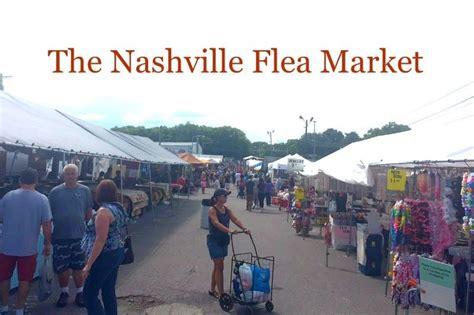 the nashville flea market