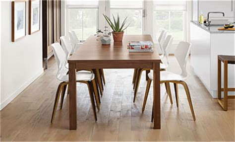 room and board dining table measuring your dining space dining table guide buying