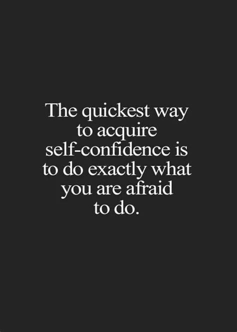 Self Confidence Quotes Self Confidence Inspiring Quotes