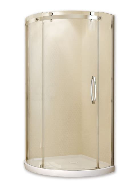 maax olympia 40 inch shower stall the home depot