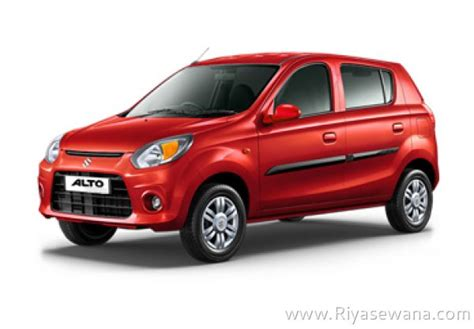 Suzuki Alto New Suzuki Alto 2017 Petrol Rs 2292000 Sri Lanka