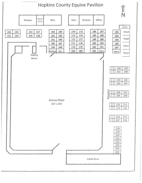 pavilion floor plan floor plans county civic center
