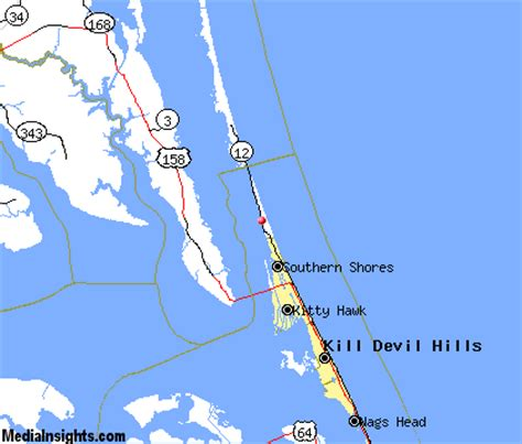map of carolina duck duck vacation rentals hotels weather map and attractions
