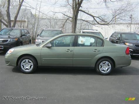 2006 silver chevy malibu 2006 chevrolet malibu ls sedan in silver green metallic