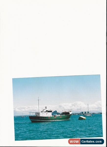 ex fishing boat for sale uk ex fishing trawler 73ft for sale in united kingdom