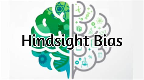 exle of hindsight bias why you should keep a diary