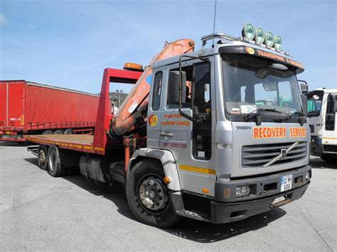 volvo lorries uk volvo fl6 used lorries and trucks buy and sell in the