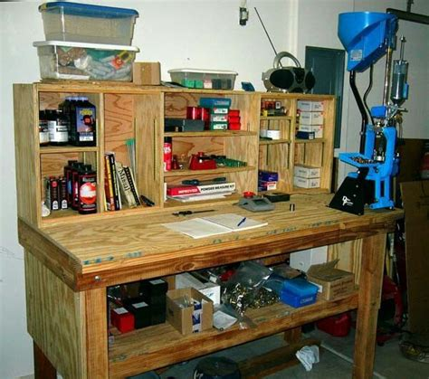 ammunition reloading benches unique designs reloading