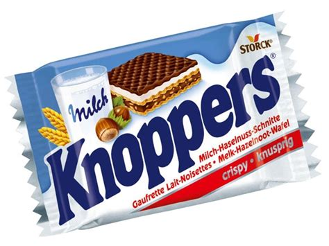 knoppers crispy wafer safka continental goodies auckland
