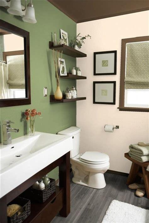 Green Bathroom Decor » Home Design 2017