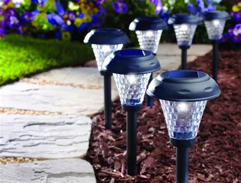 Solar Powered Patio Lighting Best Solar Powered Garden Lights Top 6 Reviews