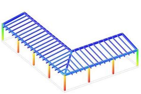 calcolo tettoia in legno progetto delle strutture in legno lamellare di una tettoia
