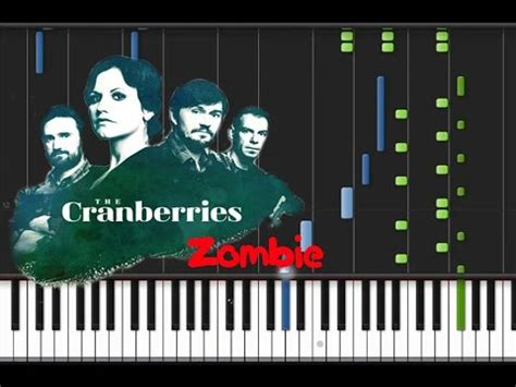 tutorial zombie the cranberries the cranberries zombie youtube