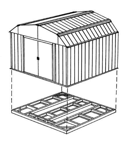 arrow arlington high gable steel storage shed eggshell