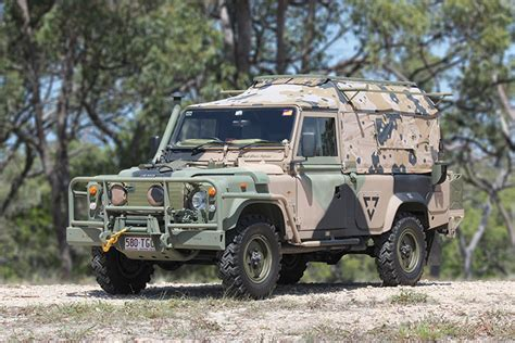 perentie land rover the bmc experience