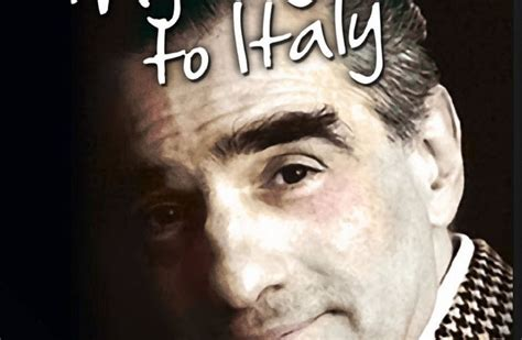 martin scorsese voyage to italy the movie projector my voyage to italy 1999