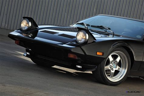 Lamborghini Pantera Topcar Classic Restorations Showcase Lamborghini Diablo