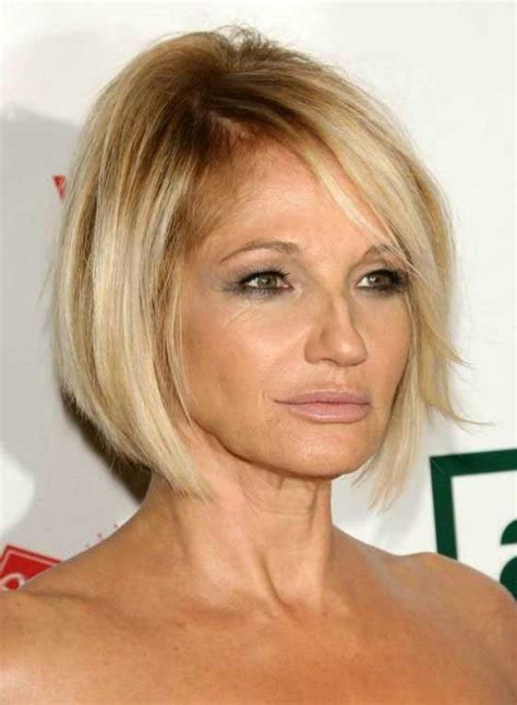 ellen barkin hairstyles 25 stylish short hairstyles for women over 50