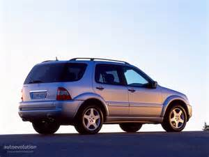 Mercedes Ml 55 Mercedes Ml 55 Amg W163 2002 2003 2004 2005