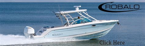 robalo boats website robalo boats banner happy days