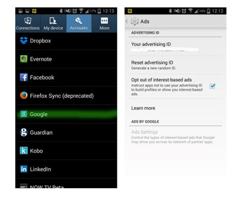 ad tracking android will now track your browsing history on external mobile apps