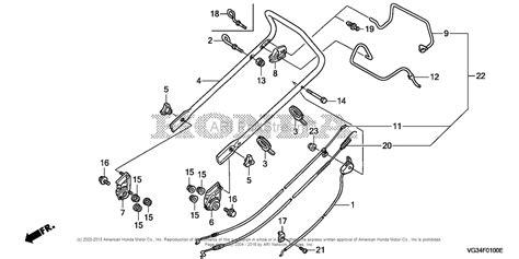 honda hrr216vka parts diagram lawn mower honda hrs 216 parts diagrams electrical schematic