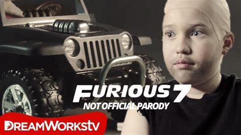 fast and furious parody furious 7 parody a little fast a little furious trailer