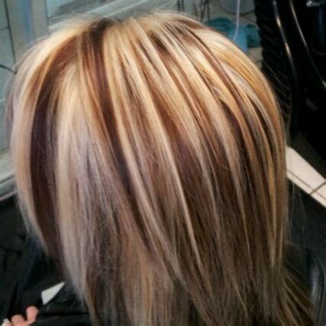 hi and low lights on layered hair 17 best images about hair on pinterest