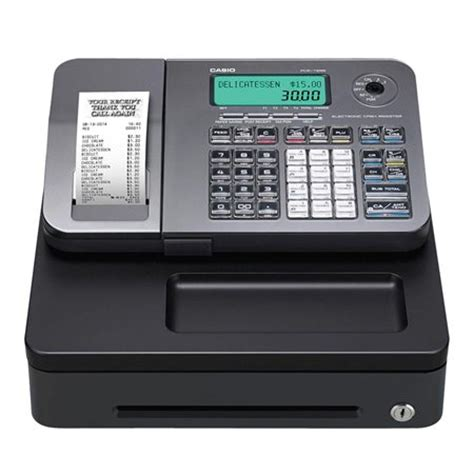 bureau de la pcr caisse enregistreuse pcr t285l sr