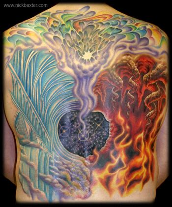 heaven and hell tattoos tattoos of heaven and hell quotes quotesgram