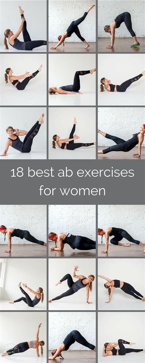 best ab exercise 18 best ab exercises for nourish move
