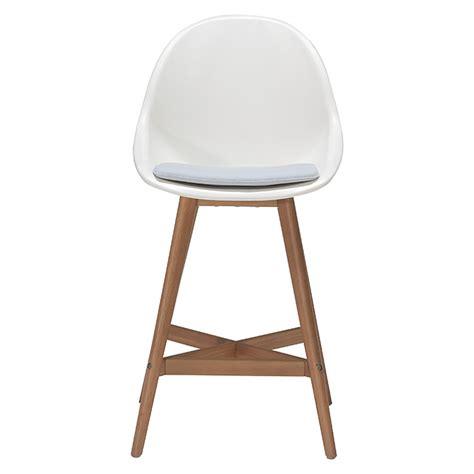 Stuhl Sitzhöhe 60 Cm by Sunfun Elements Sonja High Dining Stuhl Wei 223 Kunststoff