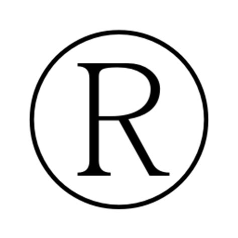 Character Letter Java circled capital letter r unicode character u 24c7