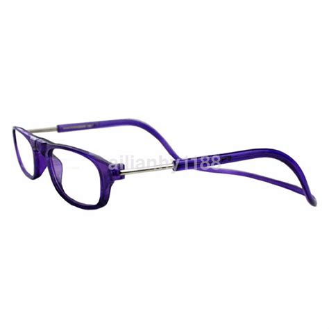 uk front connect magnetic adjustable reading glasses anti