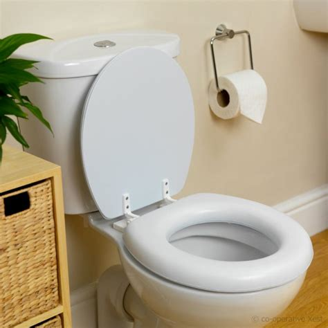 Galerry padded toilet seat