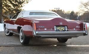 Don Massey Cadillac Plymouth Michigan 1975 Cadillac Eldorado Coupe Fort Lauderdale