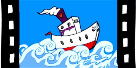 dessin animé bateau dessin anim 233 gratuit bateau ciseaux l animation en image