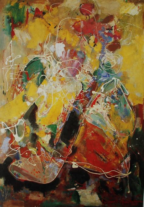 abstract expressionism world of a painter s affair hans hofmann