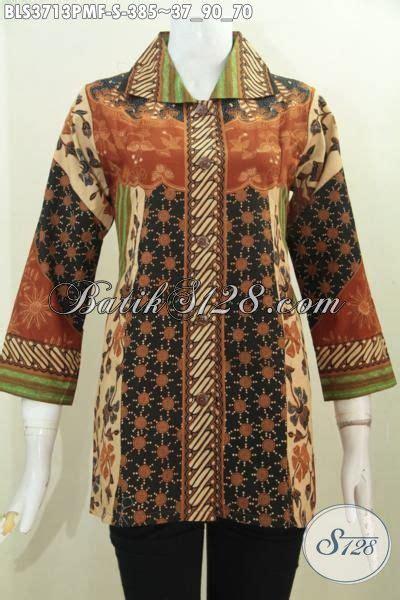 desain baju batik online jual online baju batik elegan desain mewah berbahan halus