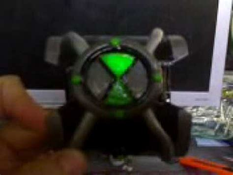 How To Make A Paper Omnitrix - omnitrix