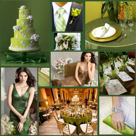 mint green and gold wedding colors for a winter wedding