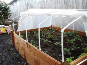 Raised Bed Frame How To Make A Cold Frame For A Raised Garden Bed