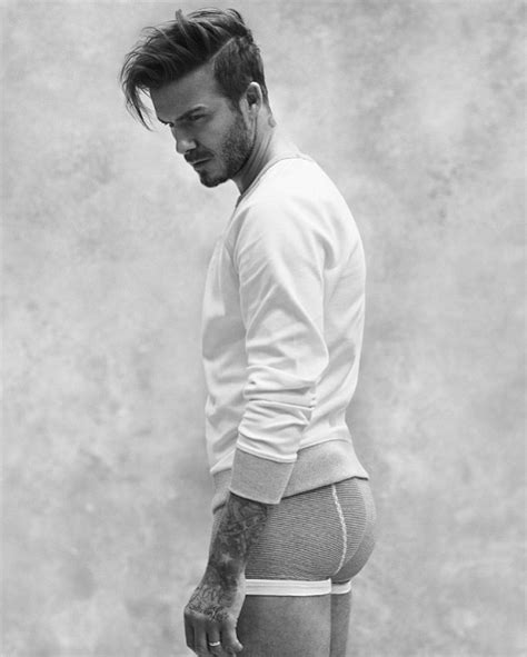 Hm 01 New by David Beckham Back In His For H M